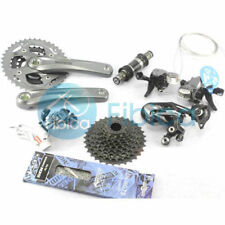 New Shimano Alivio M4000 Groupset Drivetrain Group set 3x9-sp for 650b/29er