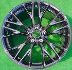 Factory Chevrolet Corvette Z06 Wheel Genuine Oem Black Zo6 C7 Cqu 23288859 5740