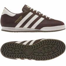 Zapatillas deportivas de hombre marrones adidas