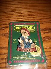 "Boyd's #02000-11 * Bearware Pin ""Caitlin.Fine Cup of Tea"" * Mint * Brand New"