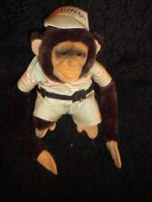 "BIOBUSTERS 16"" CHIMP FULL BODY Puppet RUHOF Monkey Plush  Medical Supplies Toy"