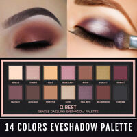 Glitter Shimmer Eyeshadow Palette Pigment Pearlescent Eye Shadow mx12