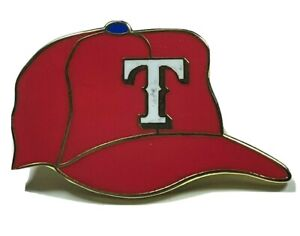 Texas Rangers 1998 Hat MLB Baseball Peter David Collectible Pin