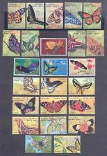 ERITREA 1997, Butterflies, set of 24, MNH**(49)