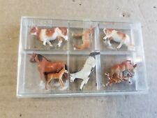 Preiser Ho Painted Horses Deers and Horses