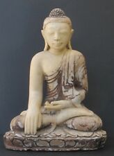 Grand Bouddha en Marbre Birmanie