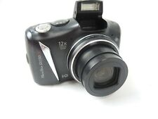 Canon PowerShot SX130 IS 12.1 MP Digital Camera 12X - Black GREAT COND. WORKS