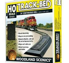 Woodland Scenics  HO  ST1474  TRACK-BED ROADBED 24'  ROLL  WOO1474