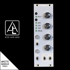 Mutable Instruments Peaks Clone - Eurorack Module - Custom White/Gold Panel