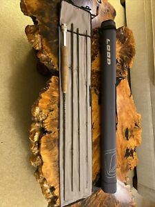 Loop Opti Creek 388-4 Fly Rod Excellent Condition!!!