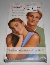 The Wedding Planner (VHS, 2001) - Brand New Sealed