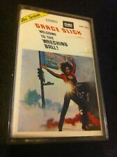 Grace Slick Welcome to the Wrecking Ball! Cassette GMI 3452 No more heroes HTF