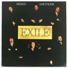 Exile , Mixed Emotions   Vinyl Record/LP *USED*