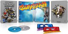 New Sealed Teenage Mutant Ninja Turtles: Out of the Shadows Steelbook Blu-ray +