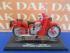 Die cast 1/24 Modellino Moto Moto Guzzi Falcone Vigili del Fuoco by Starline