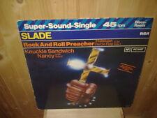"""SLADE rock and roll preacher 12""""  MAXI 45T"""
