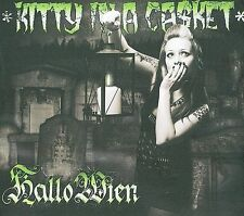 Kitty In a Casket - Hallo Wien [Digipak] CD (2009, Crazy Love) NEW oop rare