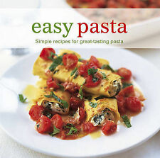 Easy Pasta (Cookery), Ryland Peters & Small | Paperback Book | Good | 9781845979