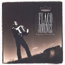 FREE US SH (int'l sh=$0-$3) NEW CD Jimenez, Flaco: Squeeze Box King