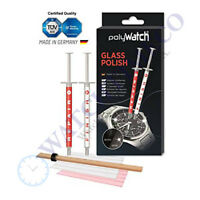 polyWatch Glass Polish - Scratch Remover for Watch Crystals Smartphone Screens