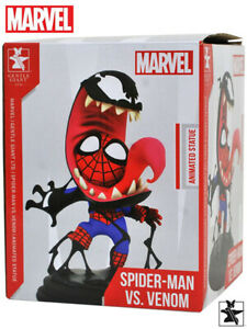 Gentle Giant Marvel Animated Series Venomized Spider-Man Venom Statue Brand New