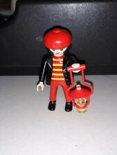 Red, Black & Yellow Playmobil Pirate