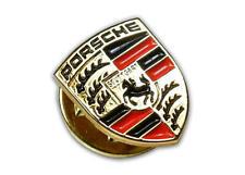 Porsche Crest Badge New Genuine OEM