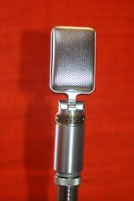Referb'd Vintage Reslo RB  Ribbon Microphone - rare 250 / 600 ohms