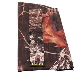 Allen Shell Holder Pouches Neoprene Stretch Buttstock Rifle Mossy Oak 20123