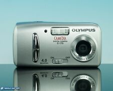 OLYMPUS CAMEDIA C-170 DIGITAL CAMERA BOXED