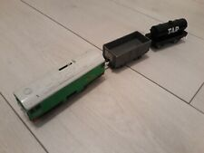 Thomas Trackmaster Boco Train with original trucks, RARE, battery operated TOMY