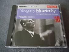 Yevgeny Mravinsky Edition vol. 18 ♫ Shostakovich: Filarmonica n. 8 ♫ Melodiya