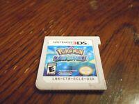 Pokemon: Alpha Sapphire (Nintendo 3DS) game xl 2ds