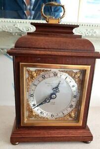 ELLIOTT LONDON Mantel Clock : GARRARD 112 REGENT ST LONDON