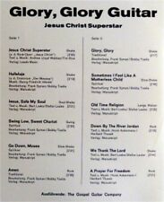 LP @ Gospel Guitar Company @ Jesus Christ Superstar
