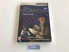 Disney Atlantide - atelier de jeux
