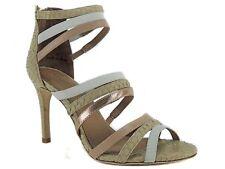 JOIE Women's Zee Sandals Nude Multi Leather Salon Shoes Size EU 37; US 7 M