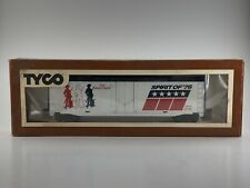 Ho Scale Spirit Of 76 Tyco Box Car Bi Centennial Minuteman 362A . new in box