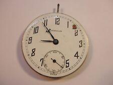 P26: Antique Swiss Pocket Watch Movement - Barclay / Juillard Watch Co