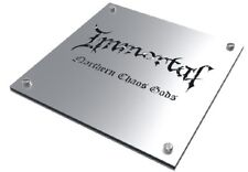 IMMORTAL - Northern Chaos Gods CD BOX-SET metal album mailorder limited 1000 tin