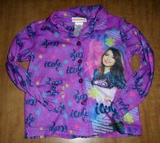 I CARLY youth small pajamas Nickelodeon teen TV show Miranda Cosgrove iCarly