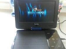 "Technika TK9PDVDSS11 9"" Portable DVD Player"