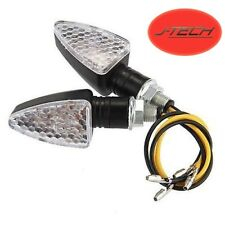 2 x LED Motorcycle Indicators, From J-TECH .  15 LED Universal Fit