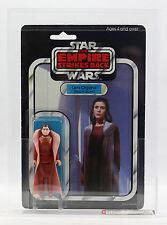 Vintage Star Wars Empire Strikes Back ESB Bespin Leia Double Stem AFA 85 RARE!