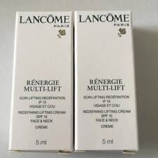 12 x Lancome Renergie Multi Lift Redefining Lifting Cream Face & Neck 5ml SPF15