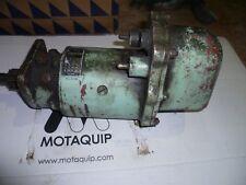 starter motor for fighting vehicle 1950s fv157939 24 volt no1 mk 2-1