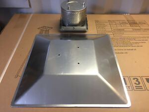 Spare Top Reflector Sheild and Flame Screen - Flame Pyramid Patio Heaters