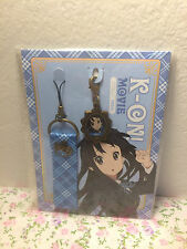 NEW K-ON! The Movie Strap Set MIO Official Japan