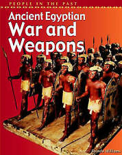 Ancient Egyptian War and Weapons (People in the Past)-ExLibrary
