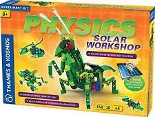 Thames & Kosmos Physics Solar Workshop Science Kit Educational Technology (v2.0)